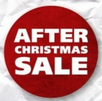 After Christmas Sale - Starts TOMORROW - December 27th (let me ...